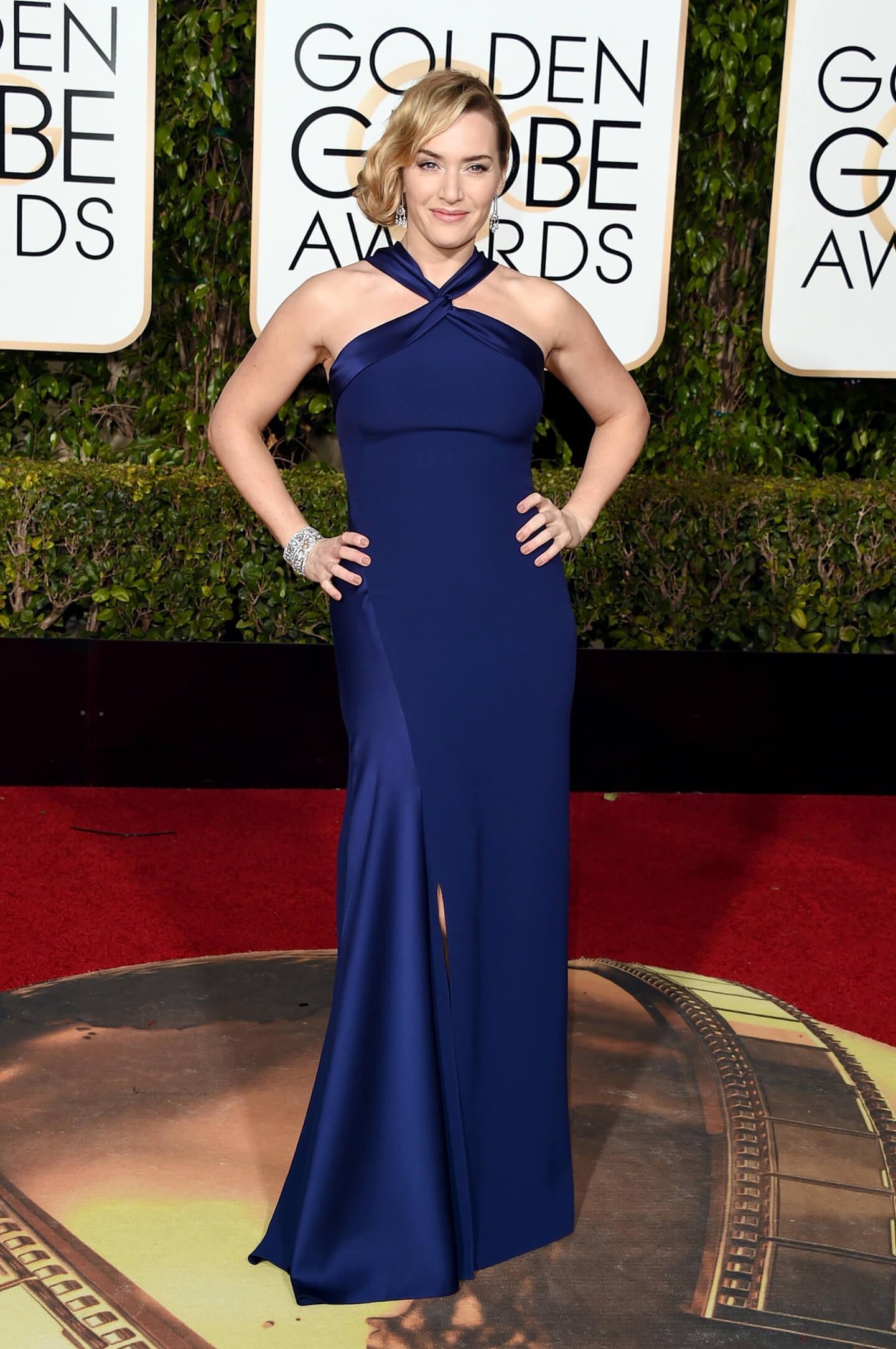 Kate Winslet - Golden Globes 2016