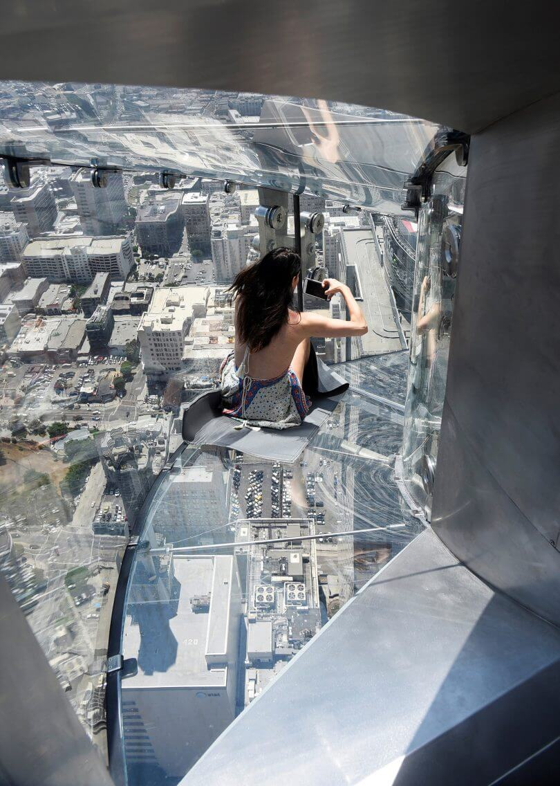 Skyslide in action